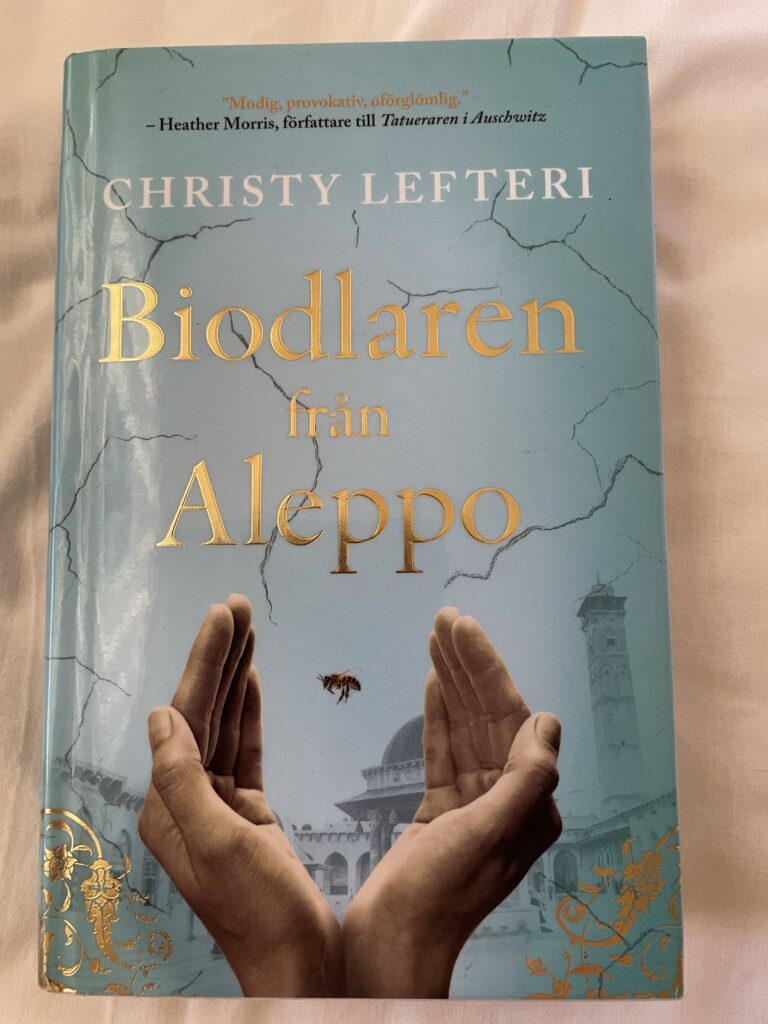 Biodlare från Aleppo av Christy Lefteri